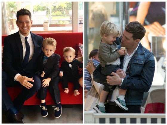 Michael Buble's Son Has Been Diagnosed With Cancer And The Singer Is Heartbroken