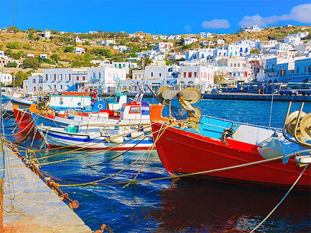 Αυτές είναι οι ωραιότερες χώρες των Κυκλαδίτικων νησιών!Εσύ ποια θα ψήφιζες;