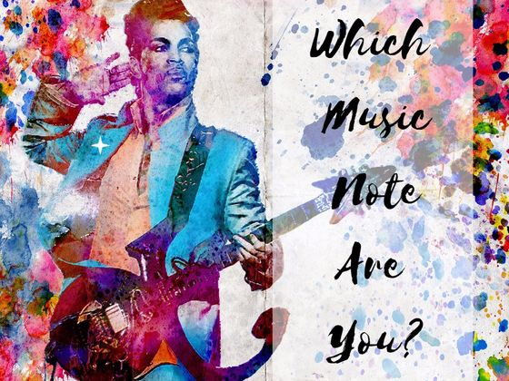 Which Music Note Are You?