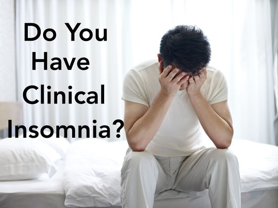 Do You Have Clinical Insomnia? Take This Sleep Quiz To Find Out