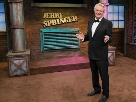 Who Would You Be On The Jerry Springer Show?