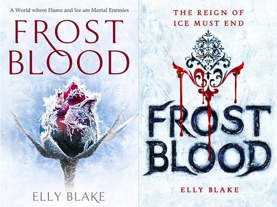 Are you a Frostblood or a Fireblood?