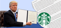 Starbucks Hits Back At Trump's Muslim Ban; Will YOU Be Getting Your Coffee There In Future?