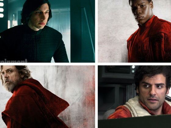 Which 'Star Wars: The Last Jedi' Man Is Your Soulmate?