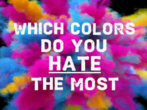 This Beautiful Color Test Is Able To Decipher Your TRUE Psychological Profile!