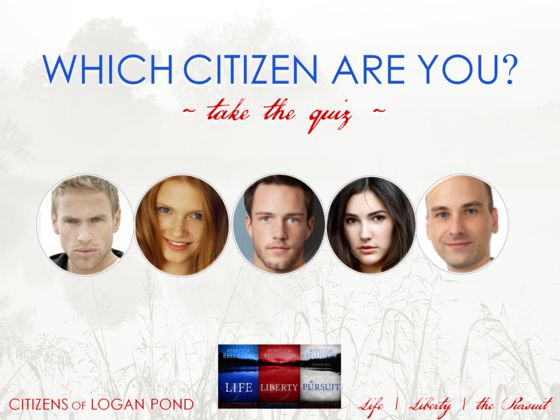 Which Citizen are You?