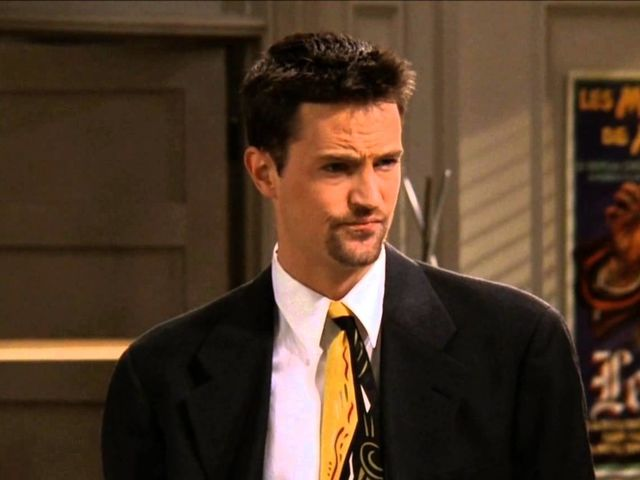 The Incredibly Hard Chandler Bing Trivia Quiz
