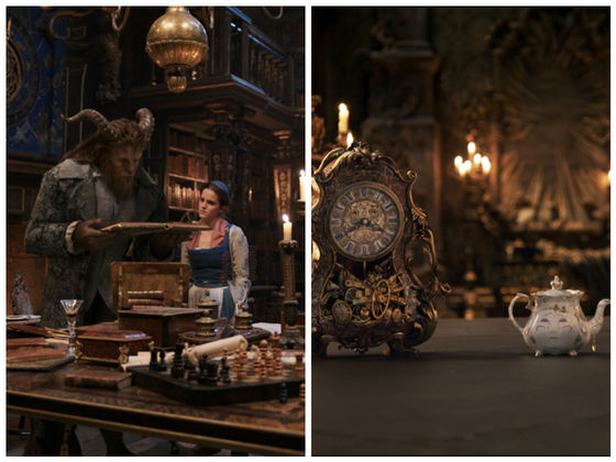 The First Full-Length Beauty And The Beast Trailer Is Here!
