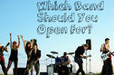 Which Band Should You Open For?