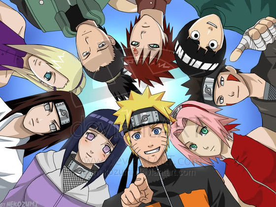 Naruto: who are you