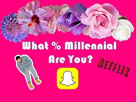What % Millennial Are You?