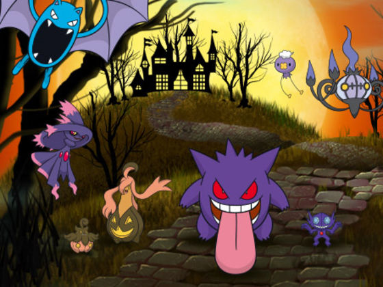 Choose One Spooky Pokemon And We'll Tell You What You're Most Afraid Of!