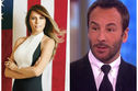 Tom Ford Refuses To Dress Melania Trump