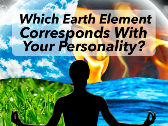 Which Earth Element Corresponds With Your Personality?
