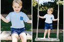 Brand New Prince George Portraits Are Here For His Third Birthday, And He's Looking More Adorable Than Ever!