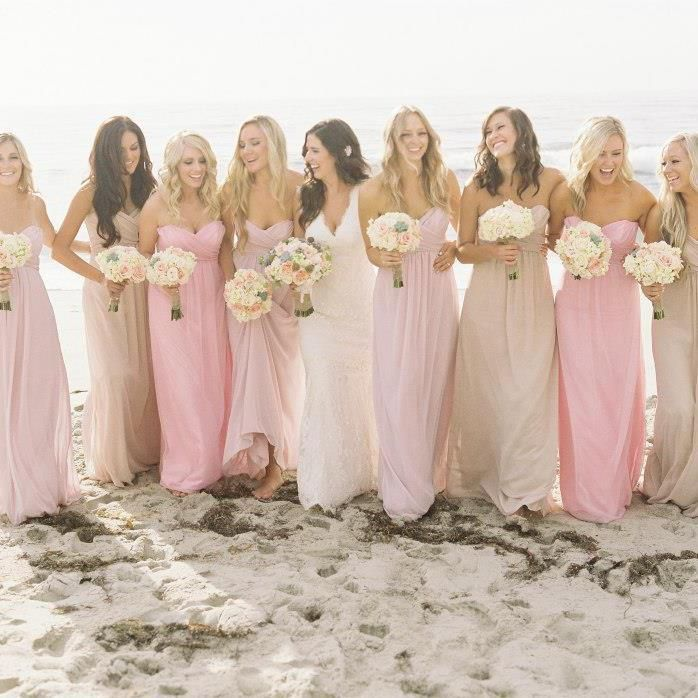 Which Color Should Your Bridesmaids Wear