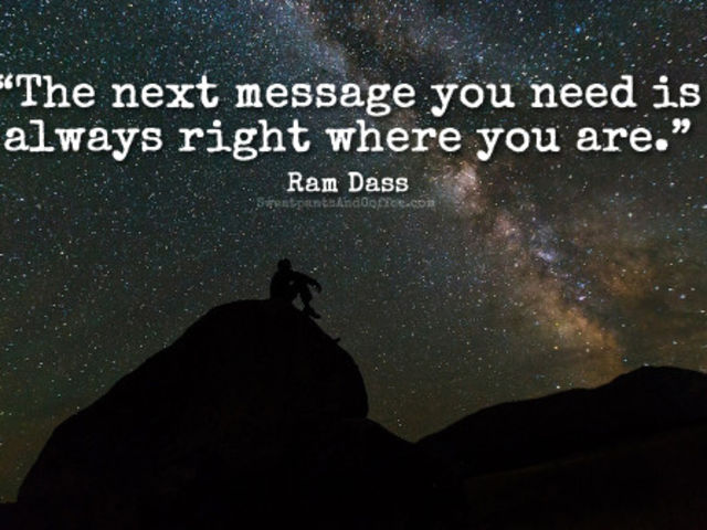 Ram Dass Quotes 7 Best Ram Dass Quotes A Countdown Betterlisten .