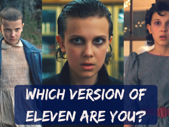 Which Version Of Eleven From 'Stranger Things' Are You?