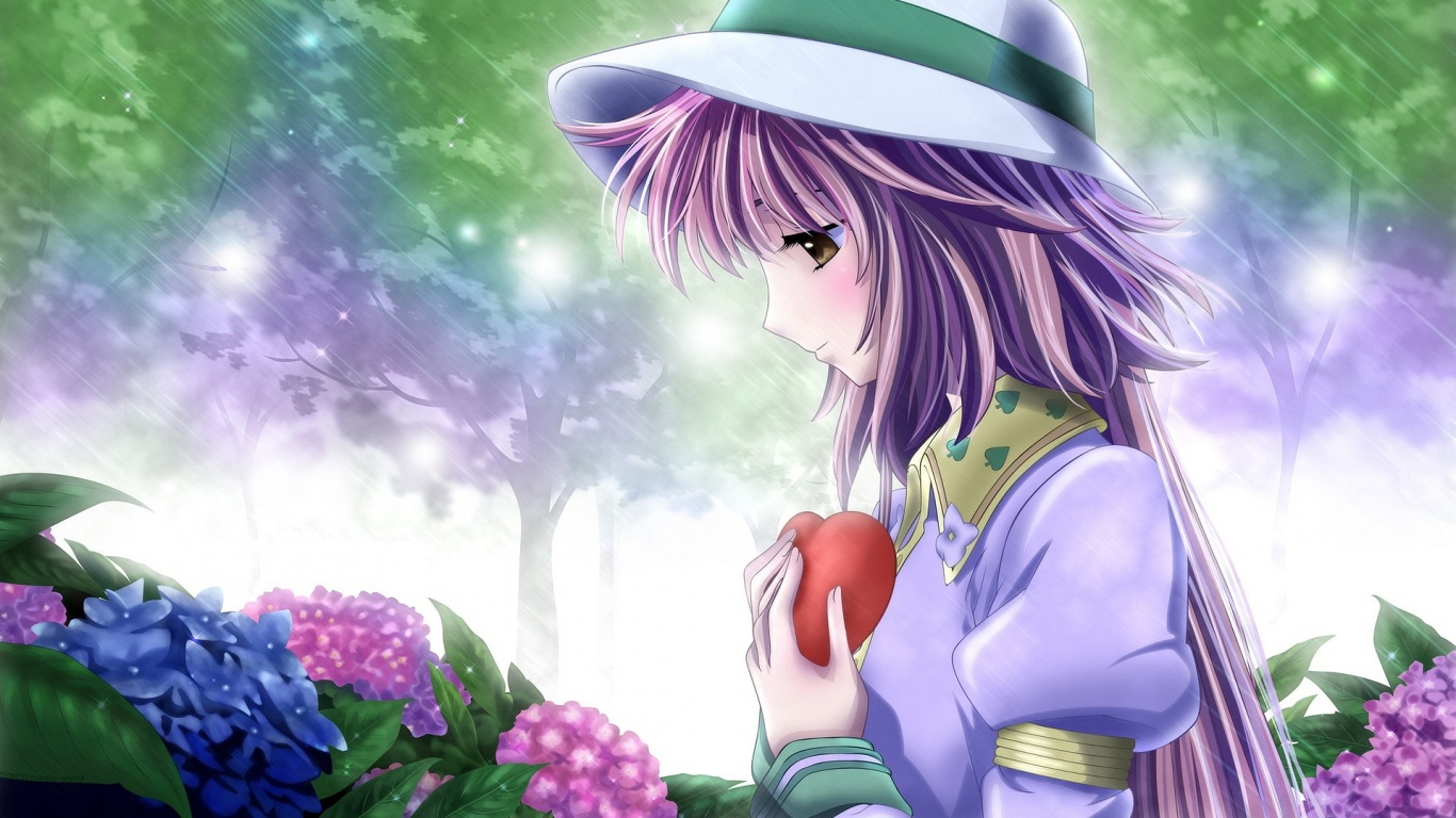 Gambar Anime Romantis Sedih Anime Wallpapers