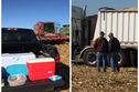 Indiana Community Comes Together To Help Grieving Farmer Harvest Over 100 Acres