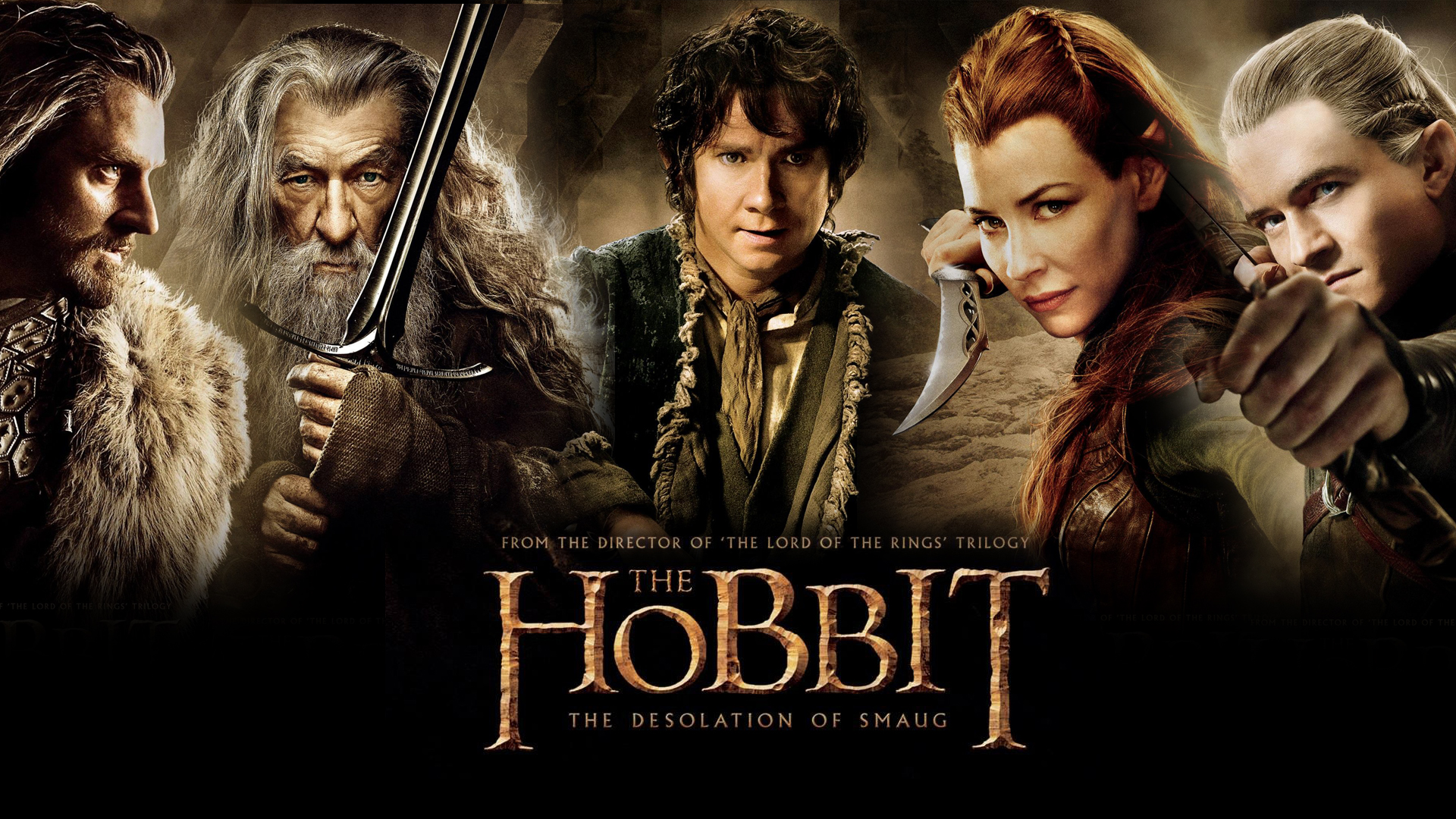 The hobbit: the desolation of smaug 2013 movie download in hindi.