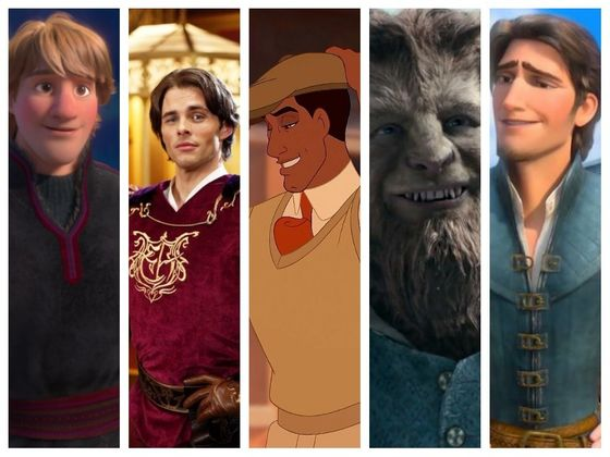Which Modern Disney Prince Is Your One True Love?