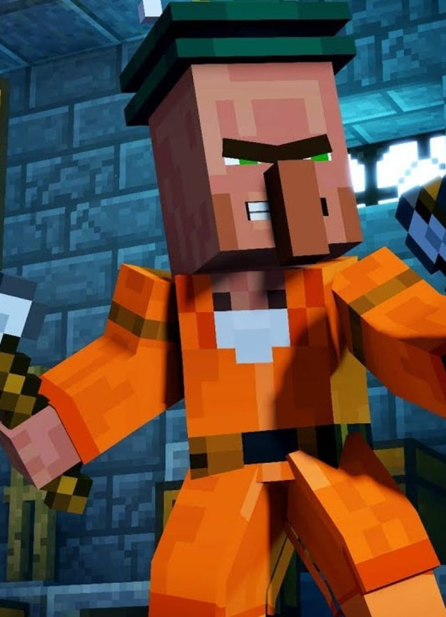 Minecraft Story Mode Season 2 Swiper Playbuzz