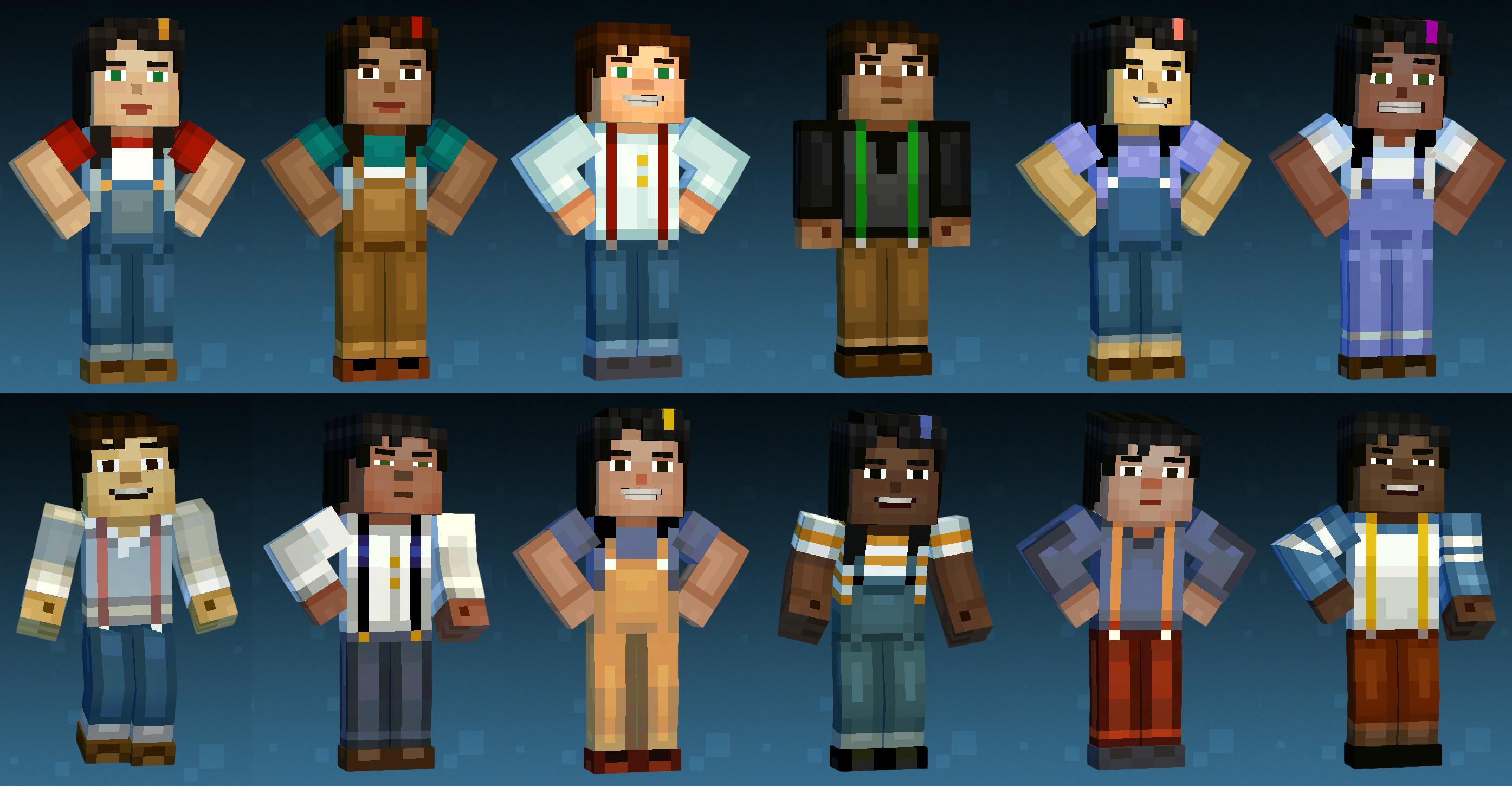 Minecraft Story Mode Season 2 Swiper Playbuzz