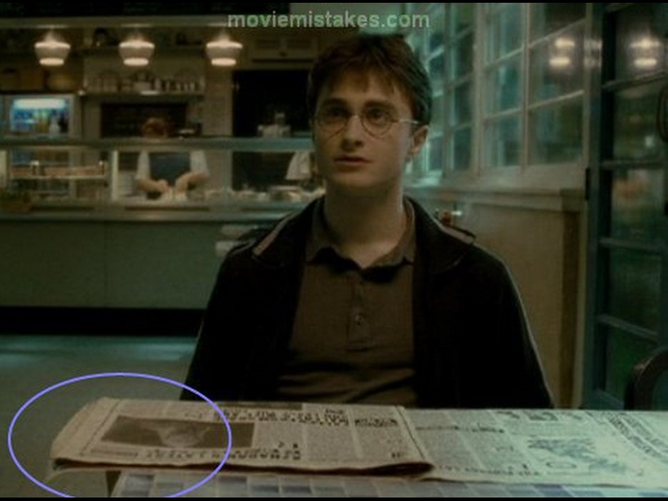 Harry Potter Cameraman : 12 things you didnt notice in the harry potter movies playbuzz