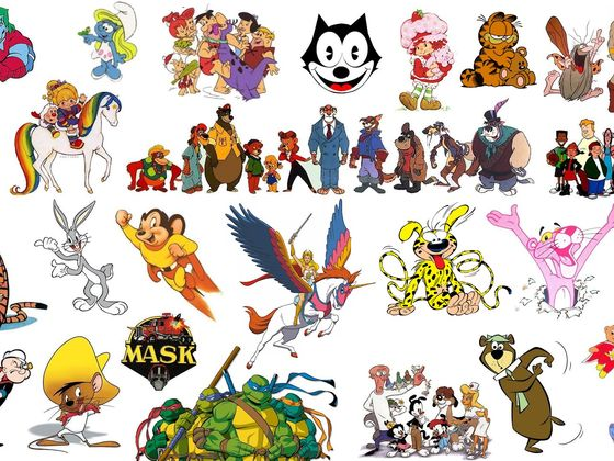 Cartoon Characters Starting With E : Cartoon characters that start with a b ankaperla