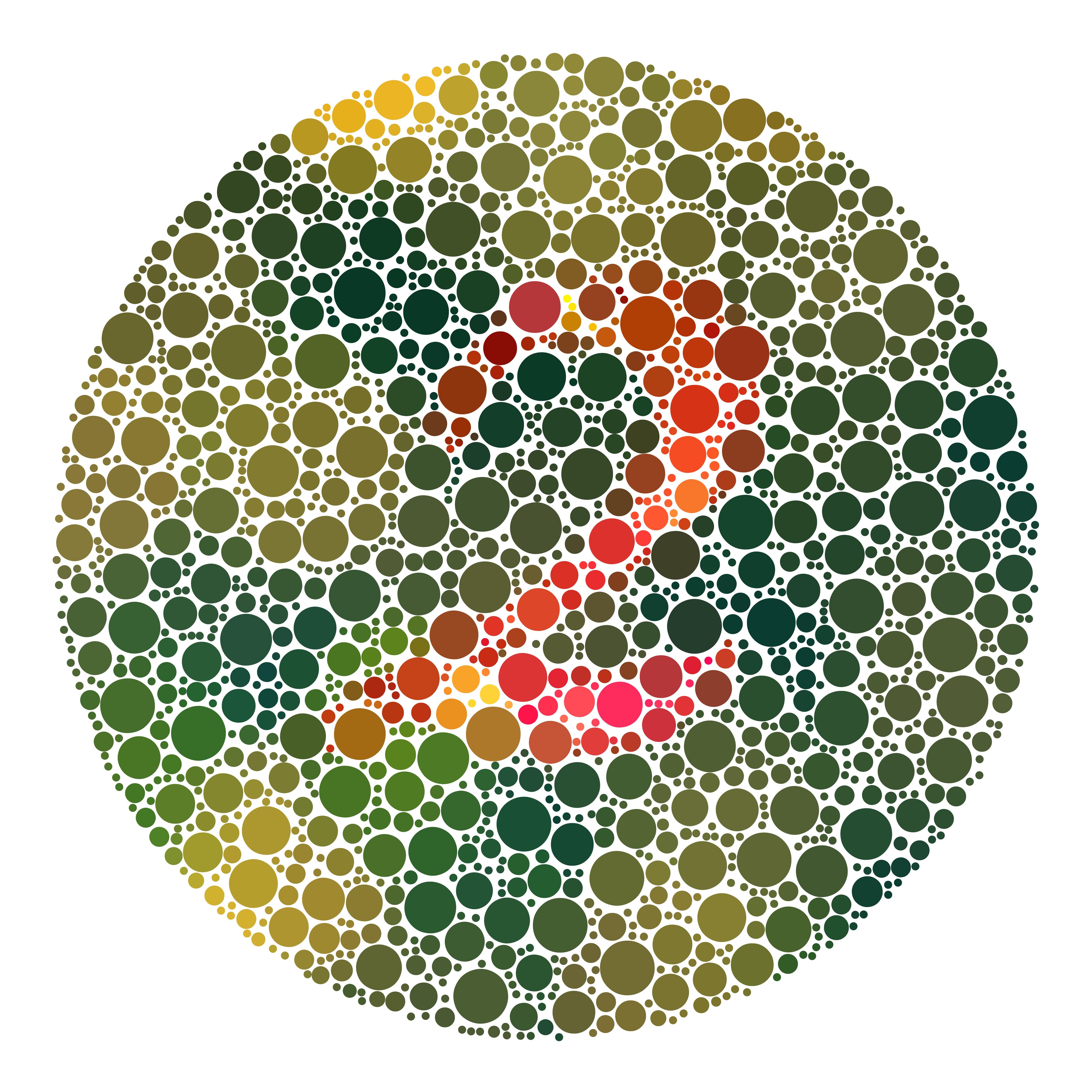 тест с картинками на цвет они перекликаются