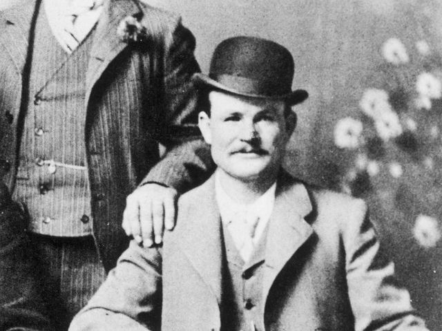 Butch Cassidy (1866–1909)