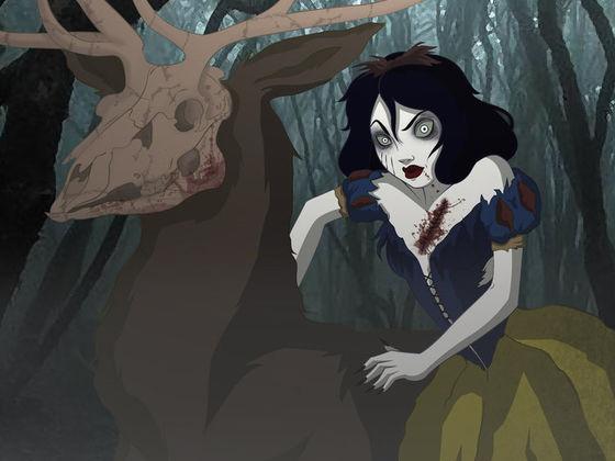 Which Zombie Disney Princess Are You Playbuzz