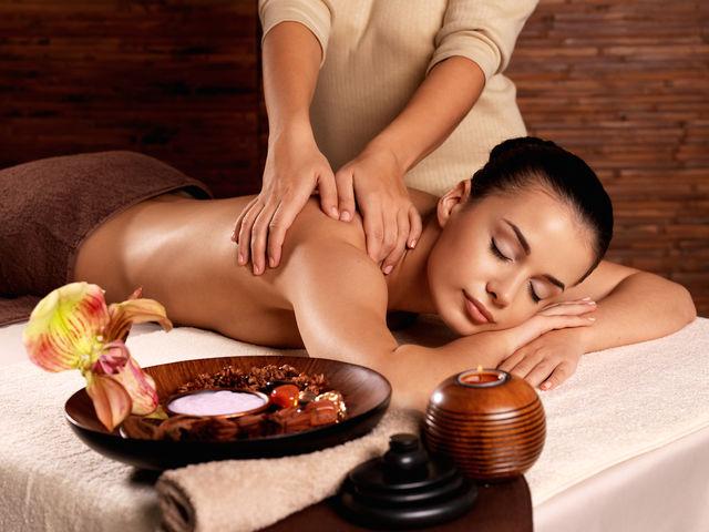 фото бесплатно массаж