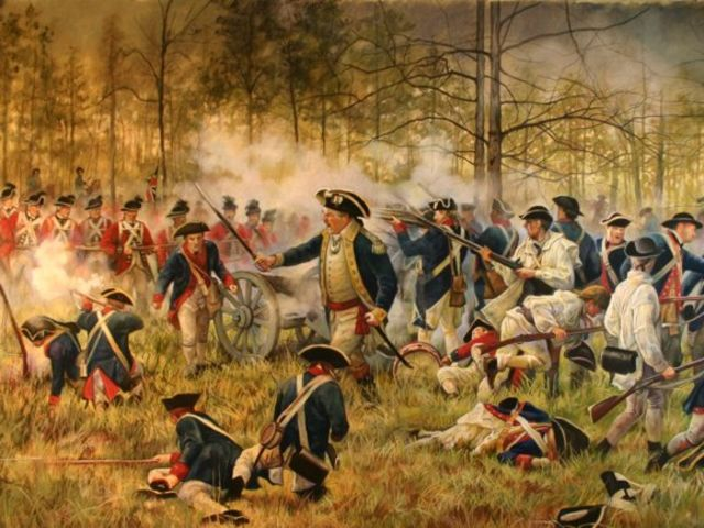 an analysis of the tactics used by the colonist in the outbreak of the american revolution Took responsibility for the war to show unity amongst the colonies established a continental army appointed george washington as the commander the army itself was made up people from the other colonies.