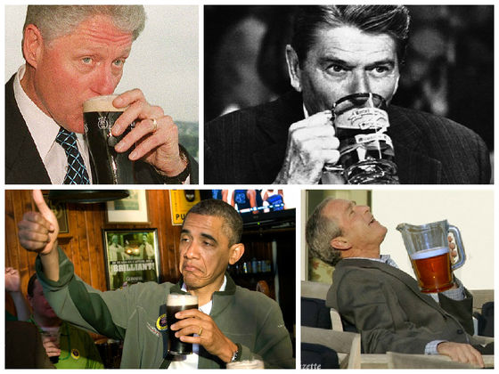 Which US President Should You Get A Beer With?