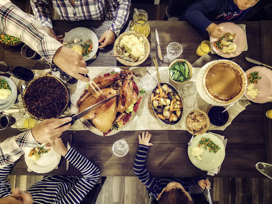 Can We Guess Your Family Dynamic Based on Your Food Preferences?