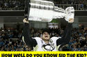Sid The Kid: How Well Do You Really Know Sidney Crosby?