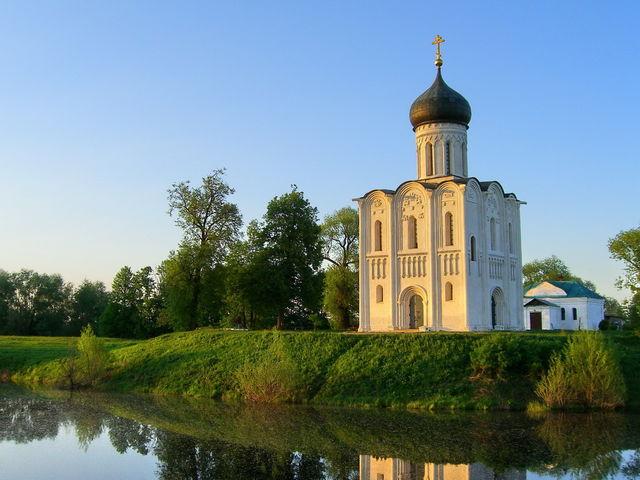 Церковь Покрова на Нерли: история, описание, фото