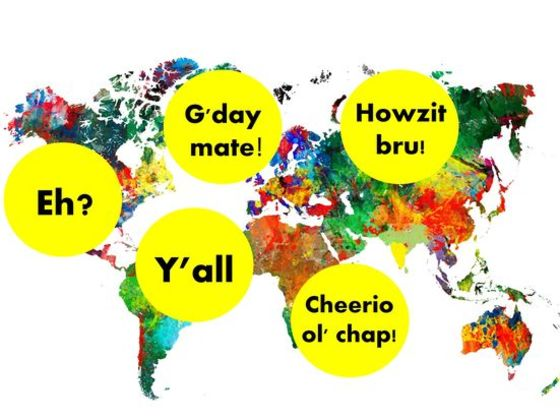 Which English Speaking Country Is Your Accent Really From?