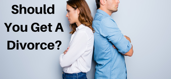 Should You Get A Divorce?