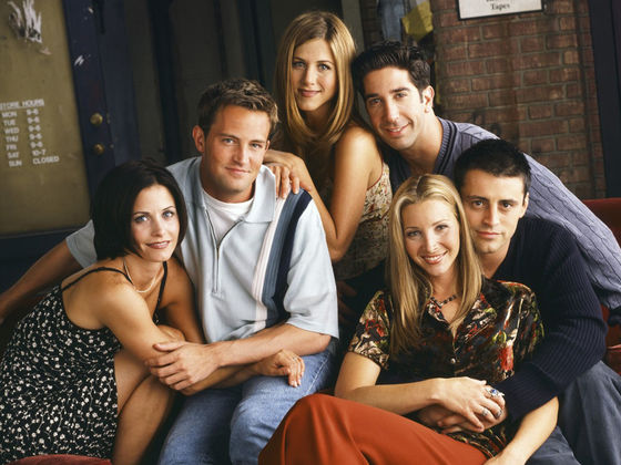 Which friends character are you most like quiz