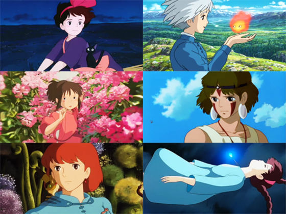 Which Studio Ghibli Heroine Are You?   Playbuzz