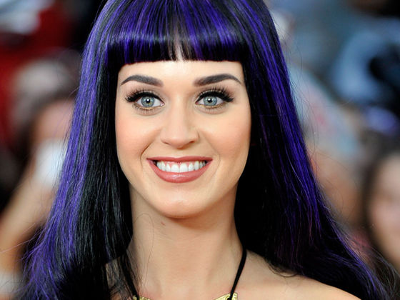 Rank Your Favorite Katy Perry Hairstyles