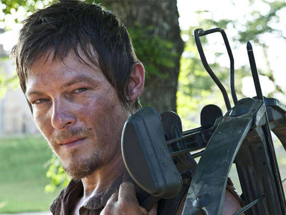 What Percentage Daryl Dixon Would You Be In A Zombie Apocalypse?