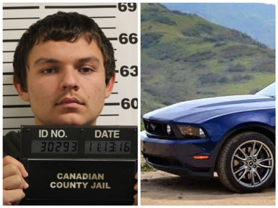 An Oklahoma Man Was Arrested After Driving At Over 200 MPH