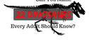 Can You Name 22 Dinosaurs Every Adult Should Know?