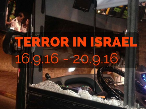 5 Days of Terror in Israel, what happened?