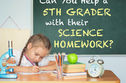 Are You Smart Enough To Help A 5th Grader With Their Science Homework?