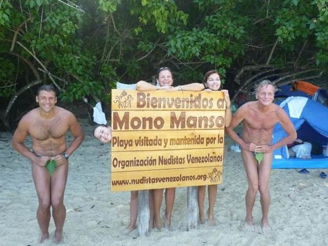 Tenes ganas de ponerte en bolas? Las playas nudistas más copadas para  hacerlo | circusplay